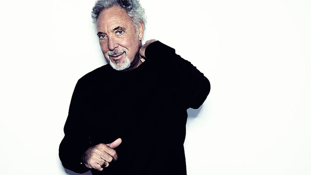Tom Jones en concierto en Starlite Festival