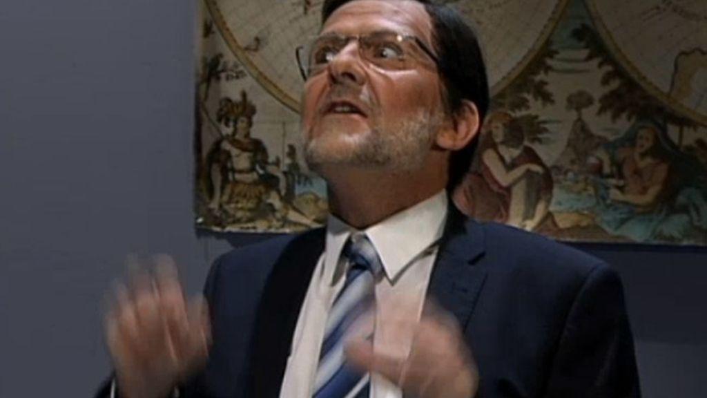 Rajoy, como 'Hitler' en TV3