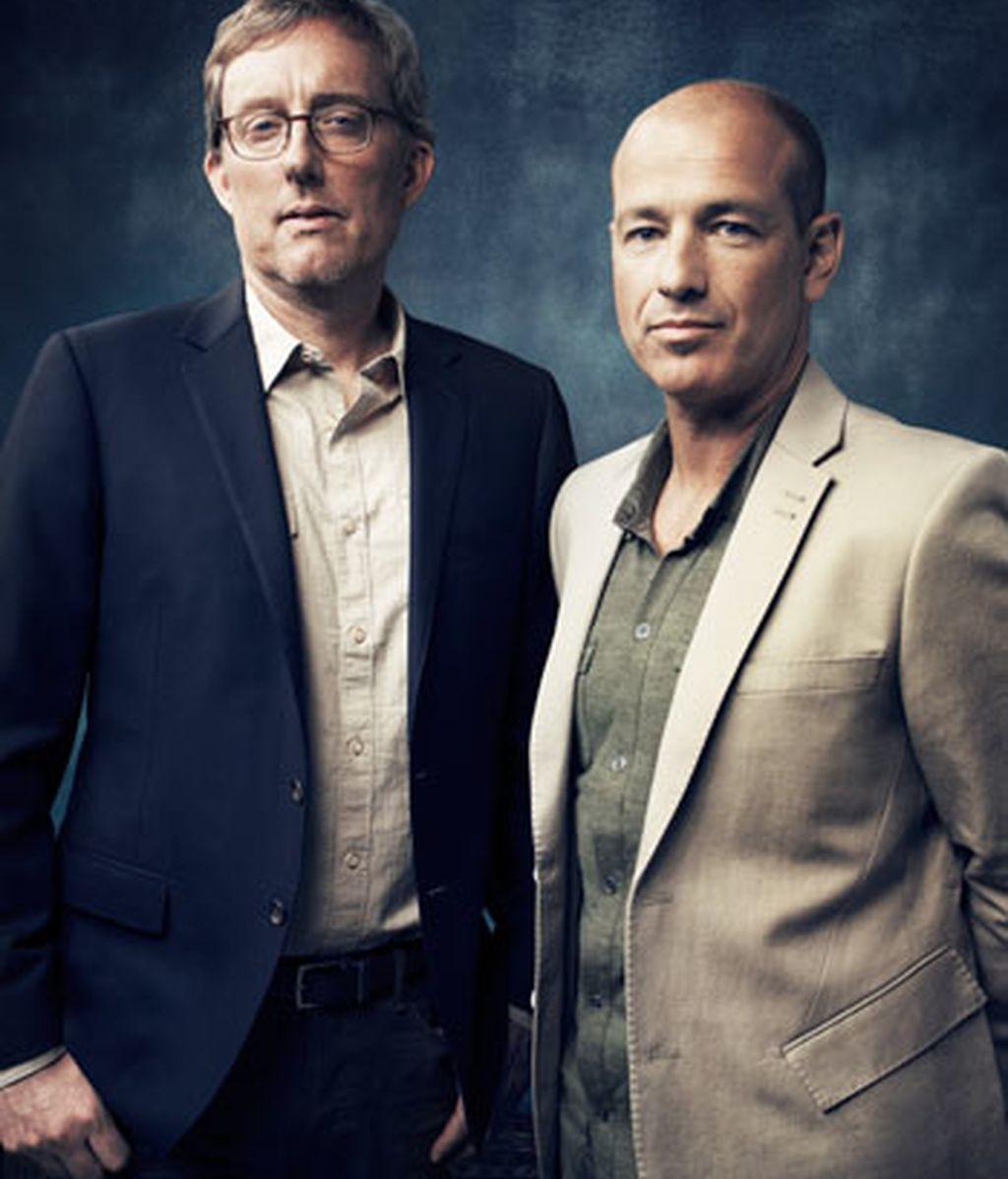 Howard Gordon y Alex Gansa