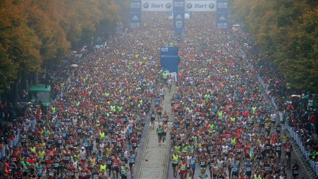 Maratón de Berlín 2017