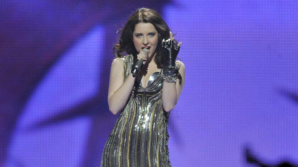 Eurovisión 2011. Eslovenia