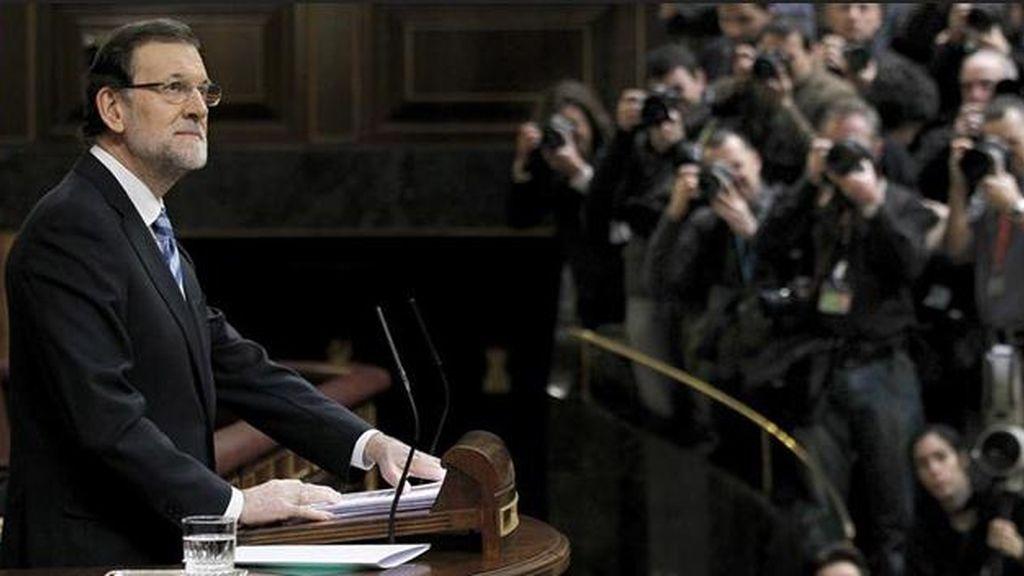 Mariano Rajoy debate
