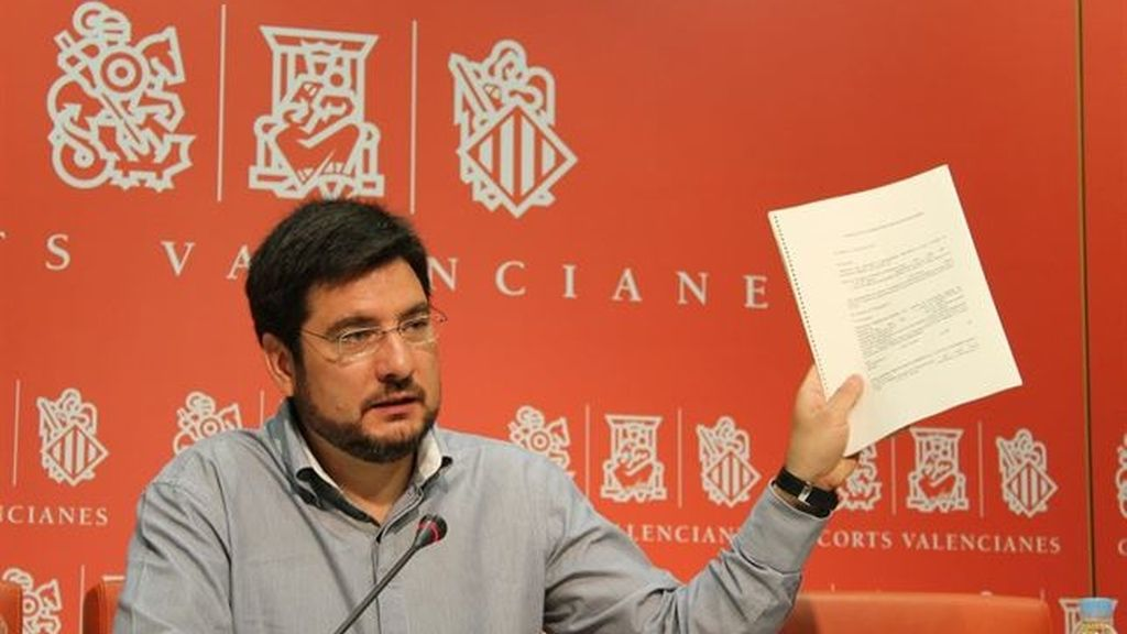 Ignacio Blanco, diputado EUPV