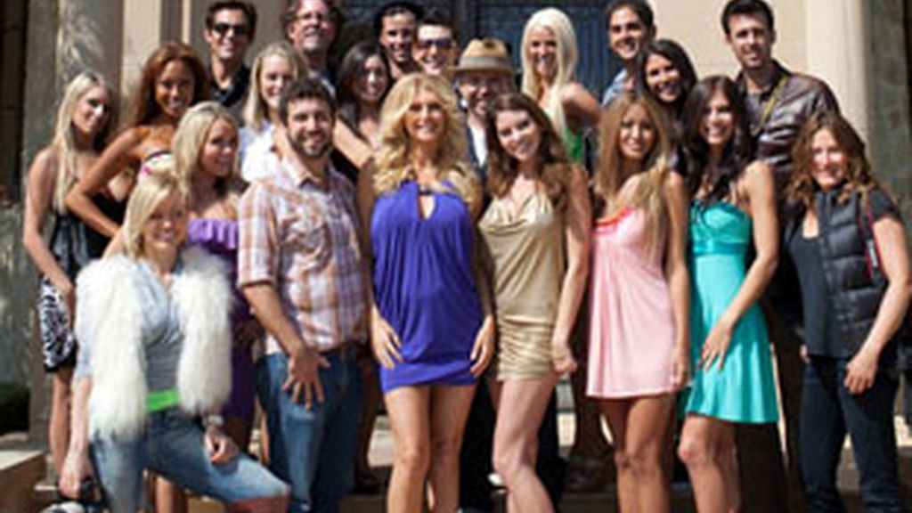 Concursantes de 'Playboy Shootout'.
