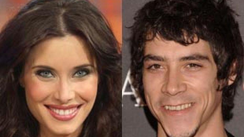 Pilar Rubio y Oscar Jaenada, protagonistas de 'Piratas'.