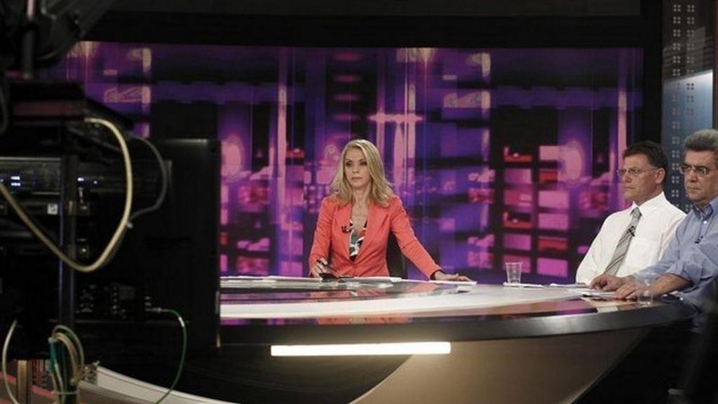 ERT televisión griega