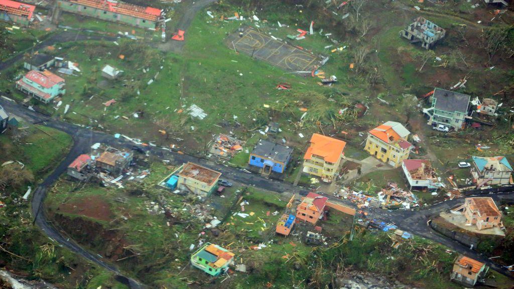 """Primer ministro de Dominica: """"negar el cambio climático es negar una verdad que acabamos de vivir"""""""