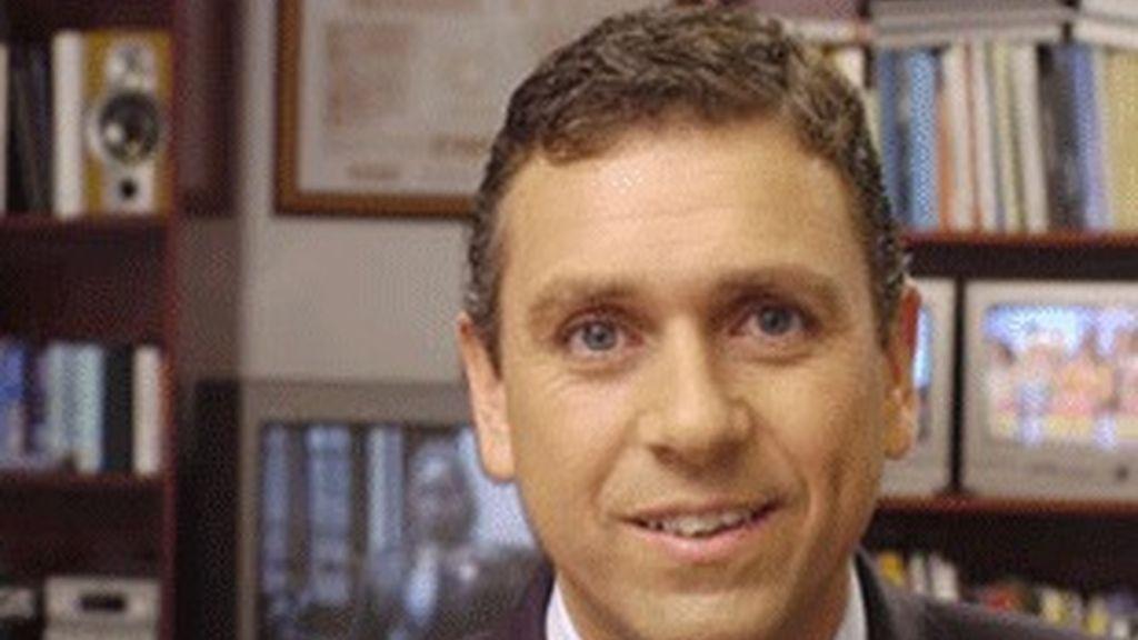 Santiago González, nuevo director de TVE.