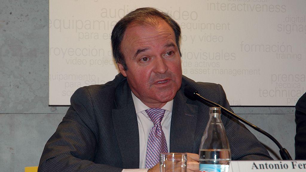 Antonio Fernández Paniagua, SETSI