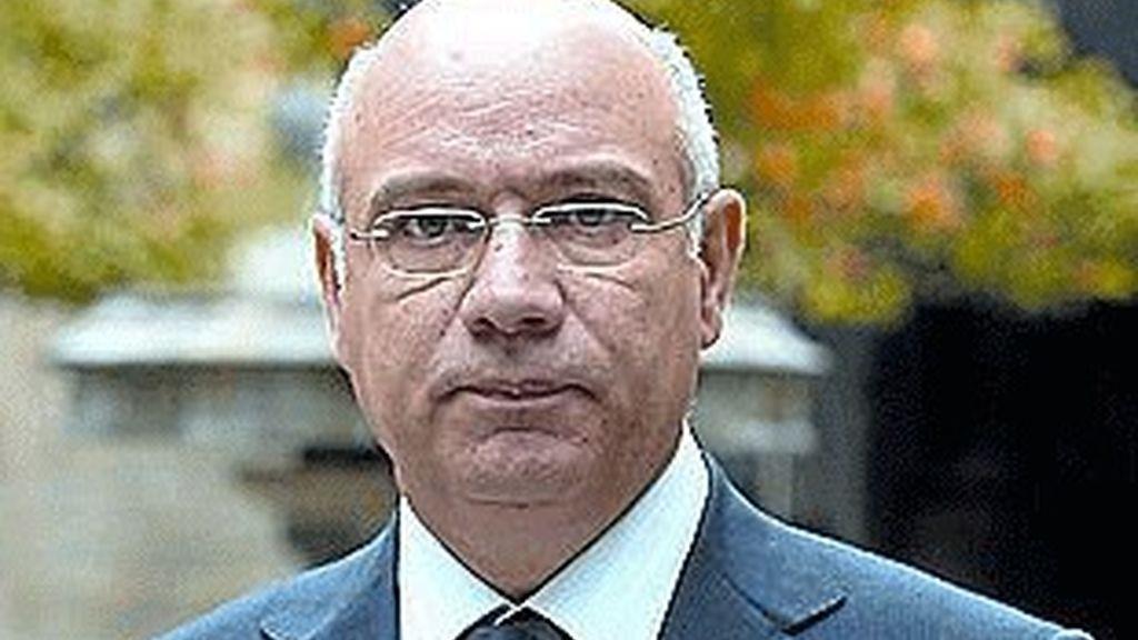 El presidente del Consell de l'Audiovisual de Cataluña, Ramon Font