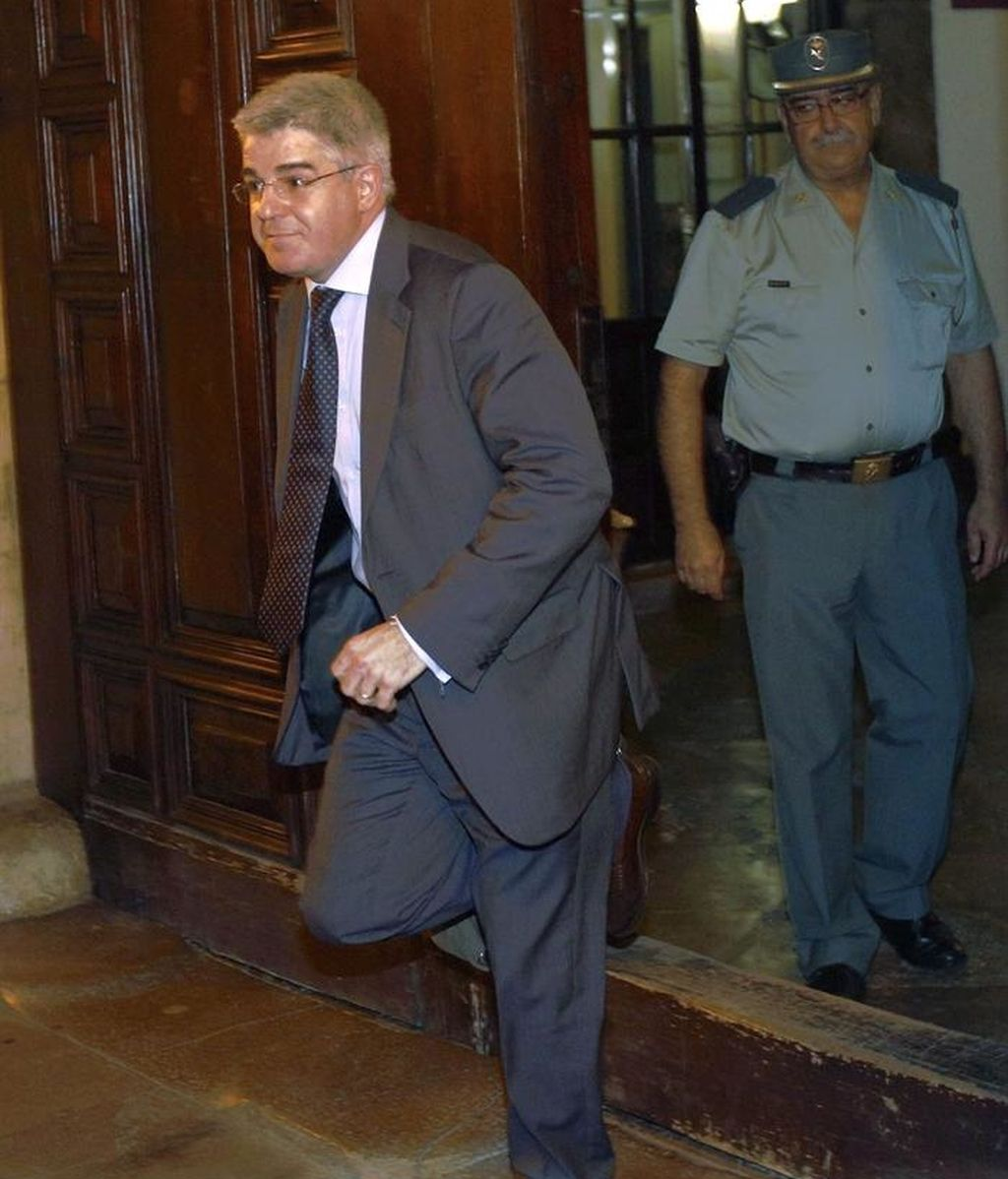 Juicio de la RTVV, exdirector general, José López Jaraba