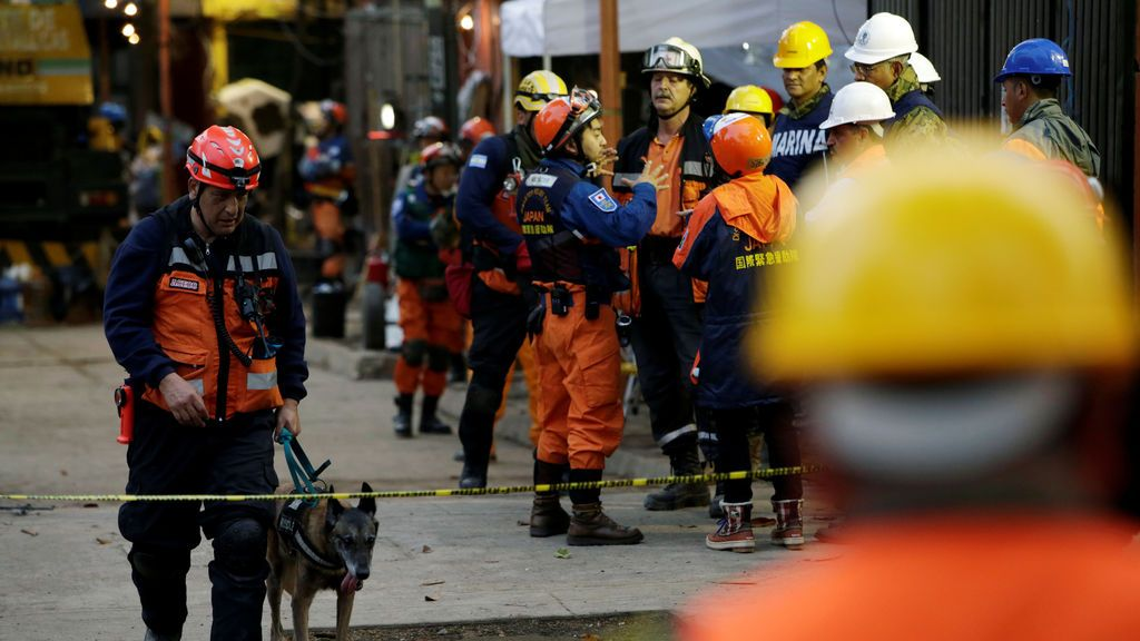 Aumenta a 319 la cifra de muertos a causa del terremoto en México