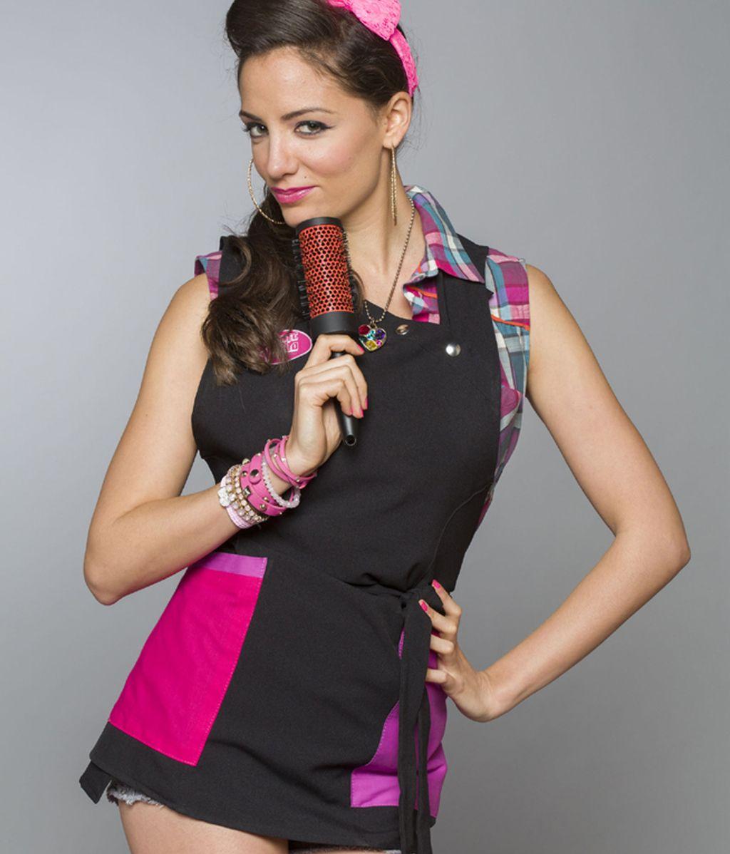 María Hervás es Melany