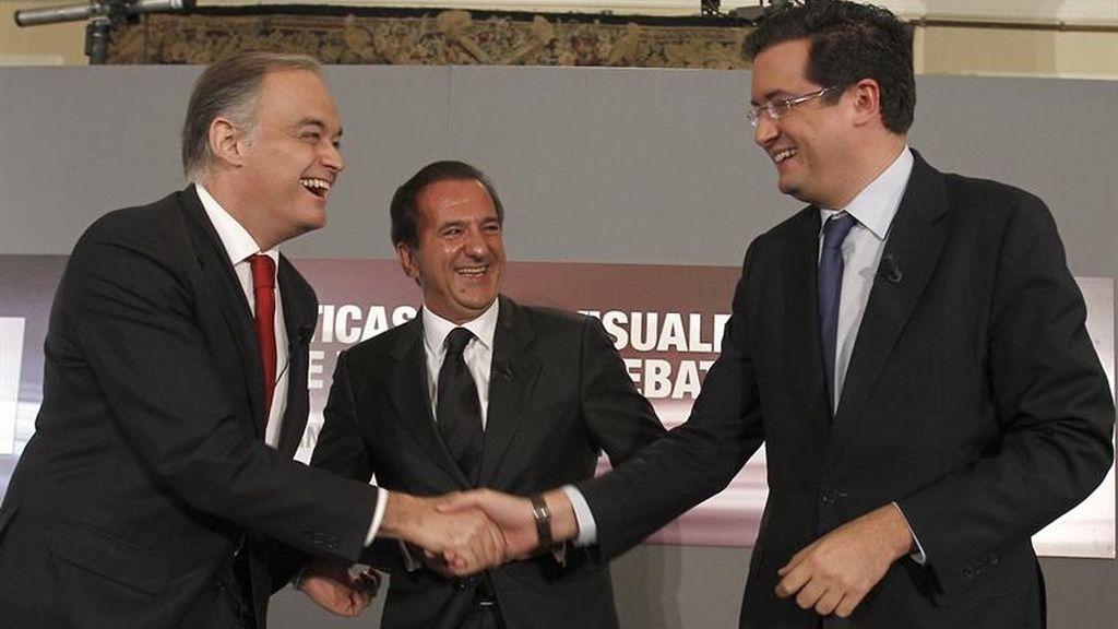 UTECA González Pons y Óscar López