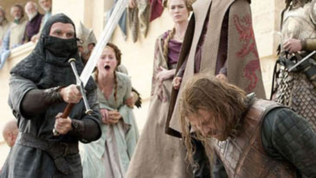 Ejecución Ned Stark