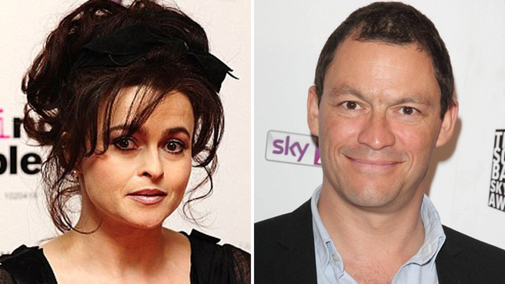Helena Bonham Carter y Dominic West