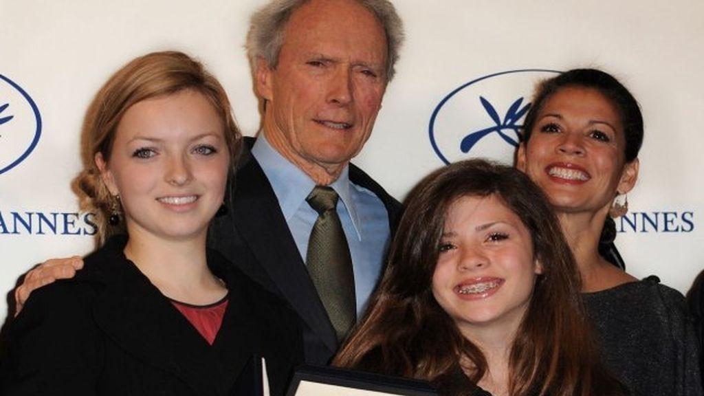 Familia Clint Eastwood