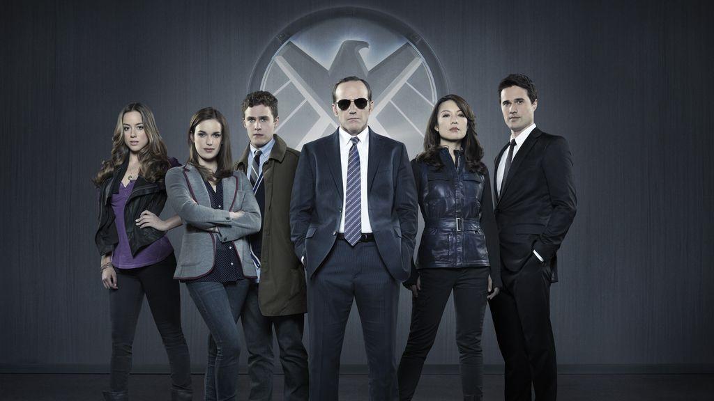 Conoce a los agentes de S.H.I.E.L.D.