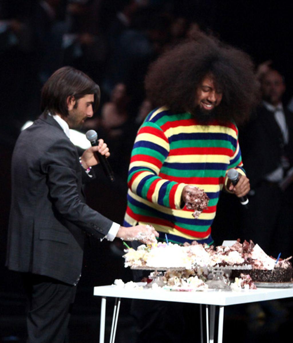 Jason Schwartzman & Reggie Watts