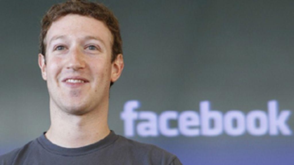 Mark Zuckerberg fundador de 'Facebook'.
