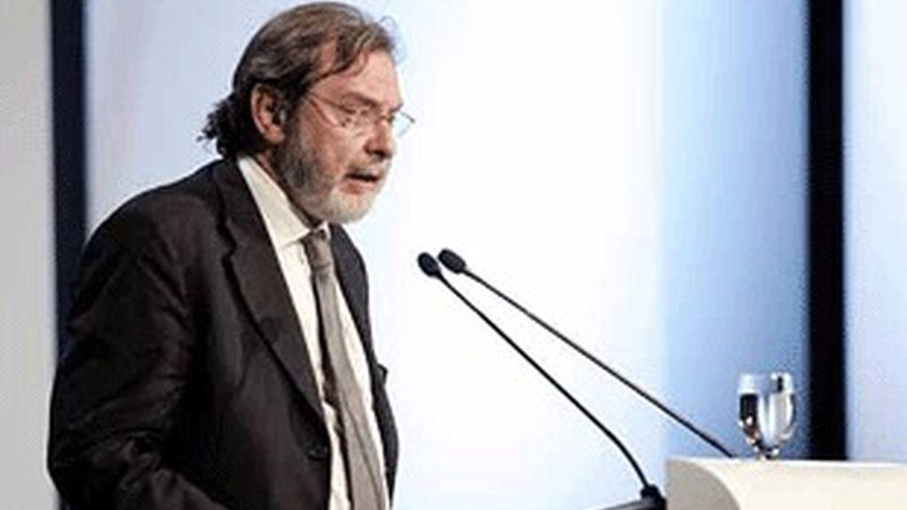 El consejero delegado del grupo Prisa, Juan Luis Cebrián.
