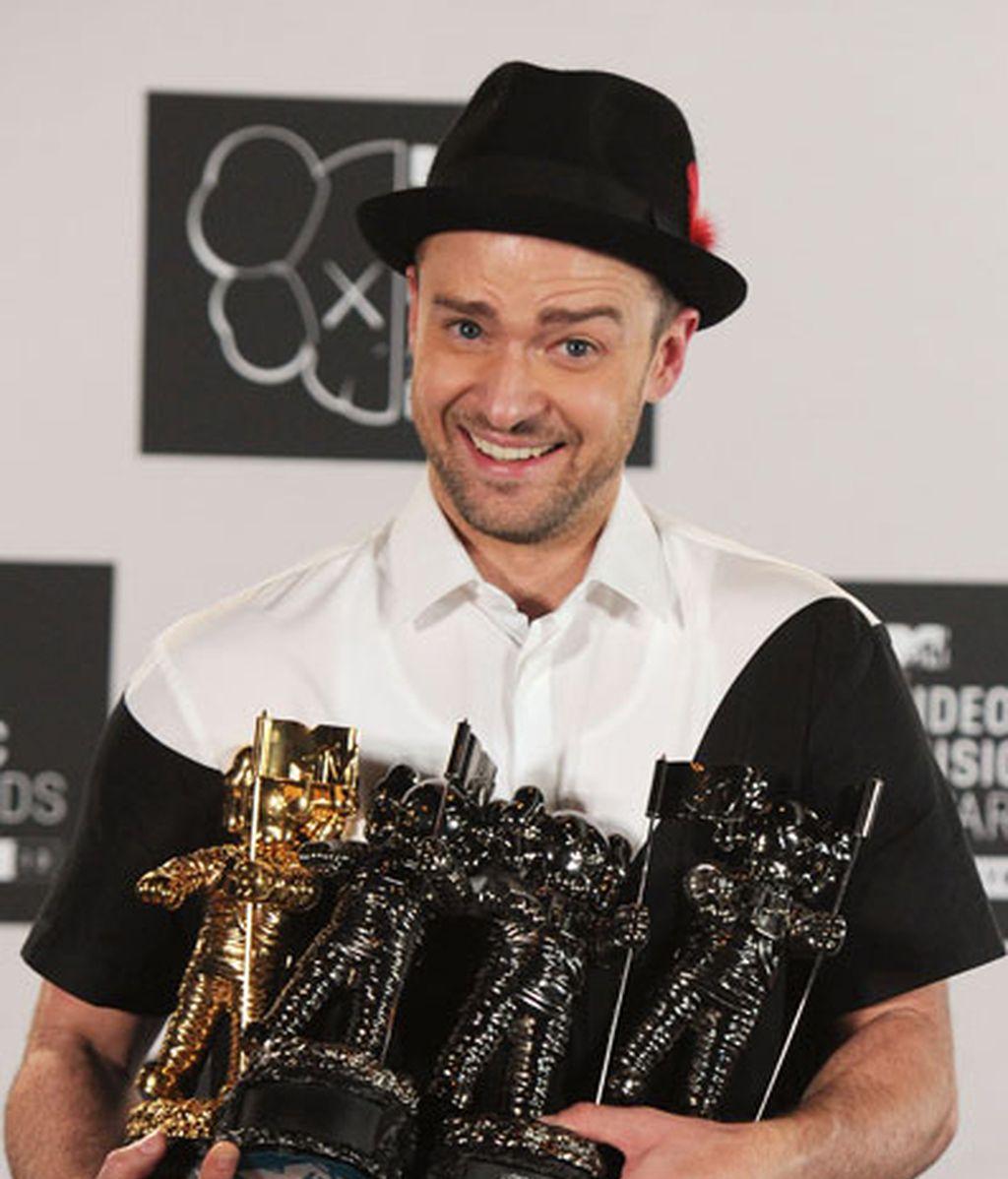 Justin Timberlake VMA 2013