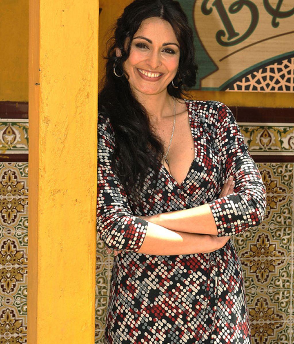 Susana Córdoba es Marina, la amante de Fran