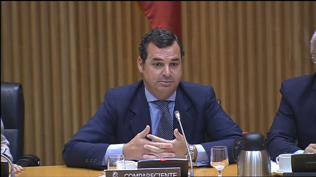 Leopoldo González Echenique, sesión congreso