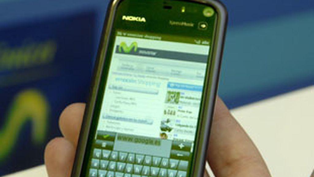 El nuevo modelo de Nokia 5800 Xpress Music.