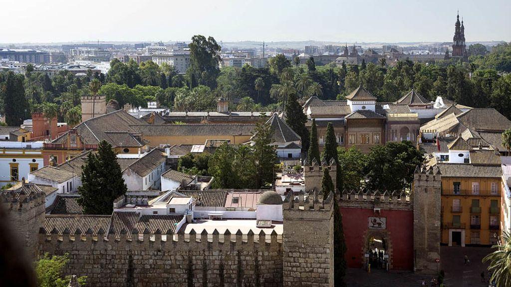 Real Alcázar Sevilla, 2