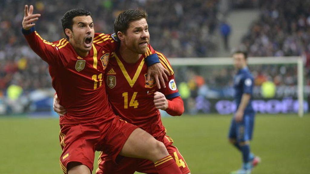 Francia España clasificación Mundial