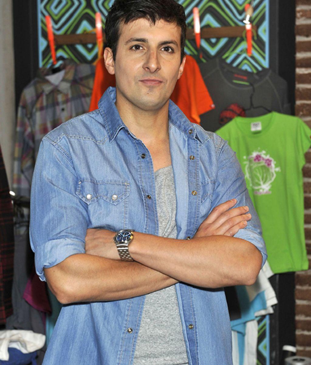 Javier Antón es Iván, el hijo de Boquete y Cuca