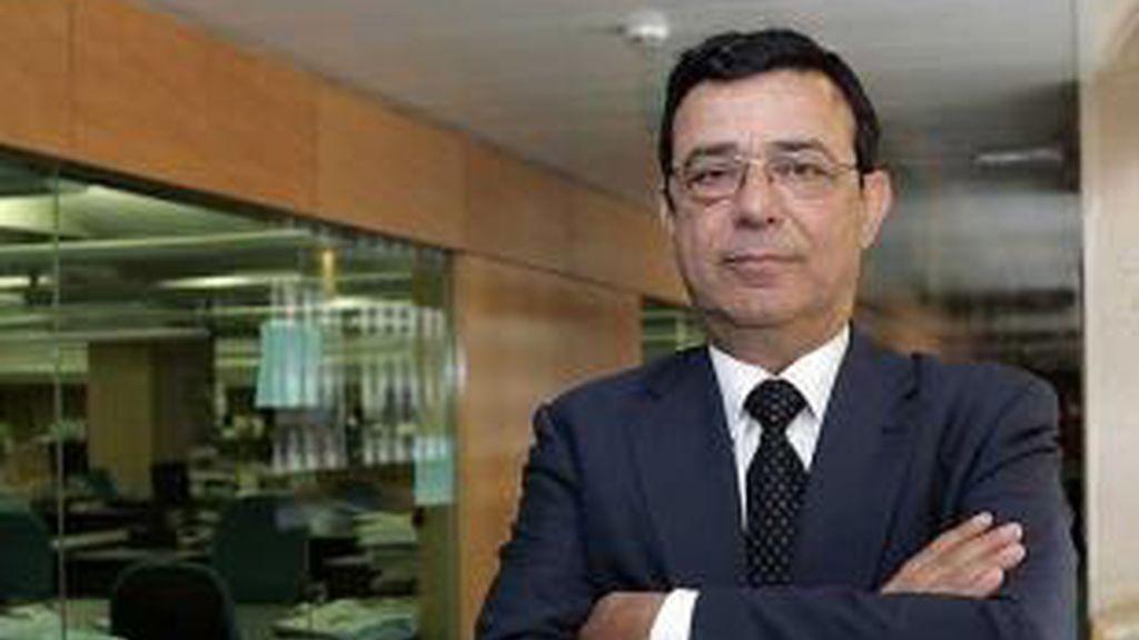 Reinaldo Rodríguez Illana, presidente de la Comisión del Mercado de Telecomunicaciones (CMT).