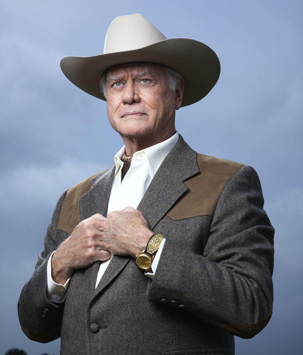 Larry Hagman, 'Dallas'