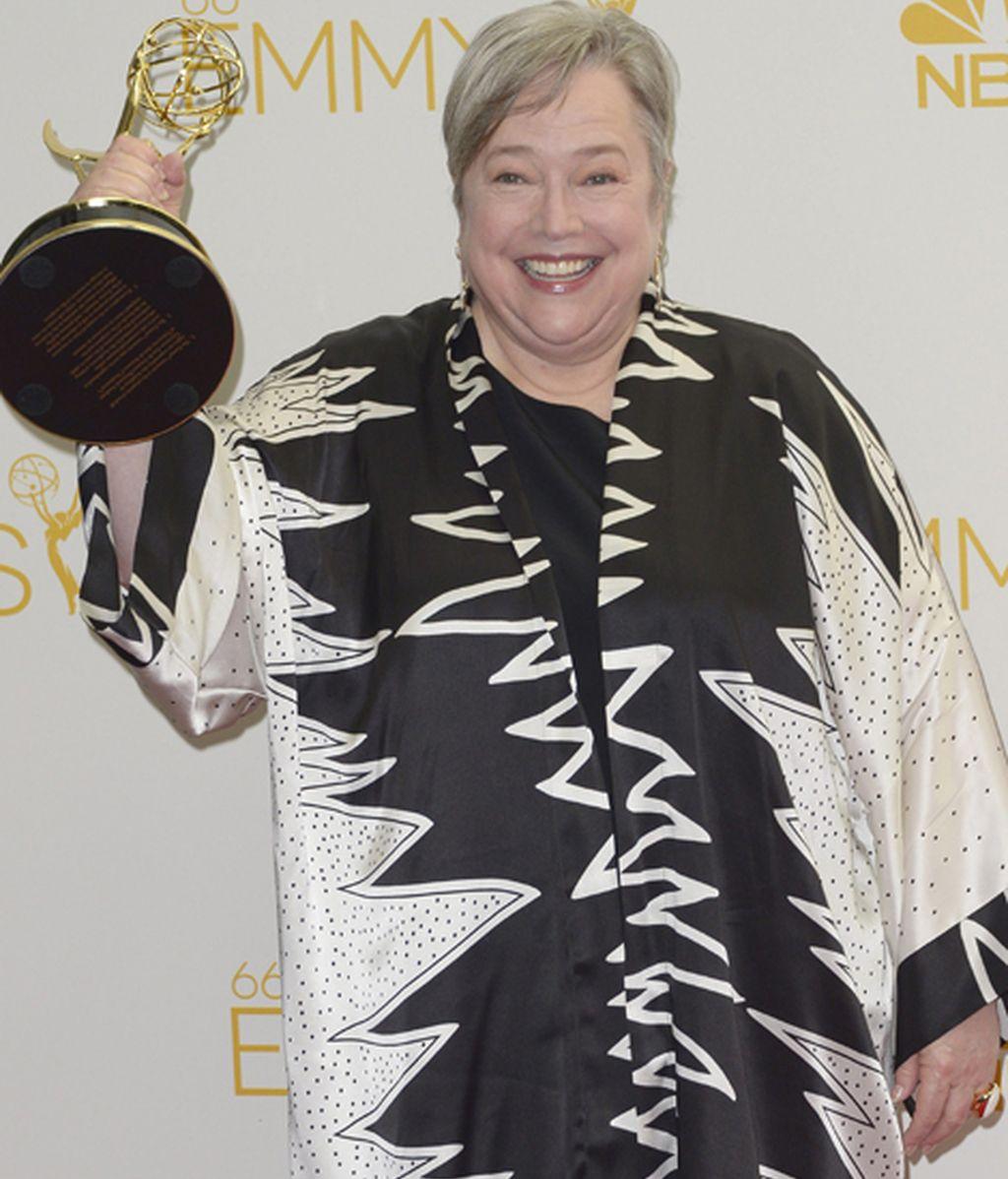 Kathy Bates, Mejor actriz de reparto en miniserie o telefilme por 'American horror story: coven'