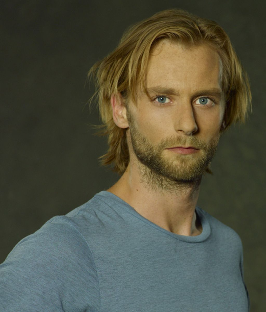 Joe Anderson es Lincoln Cole