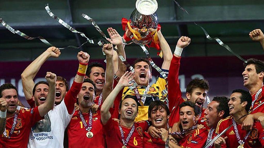 La Roja Selección Española