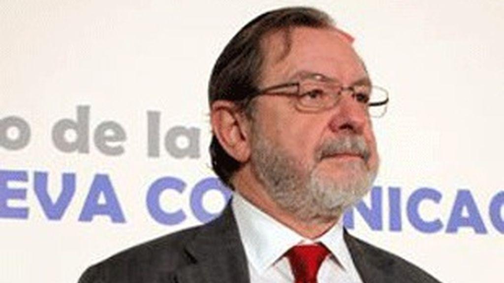 Imagen del consejero delegado del grupo Prisa, Juan Luis Cebrián.