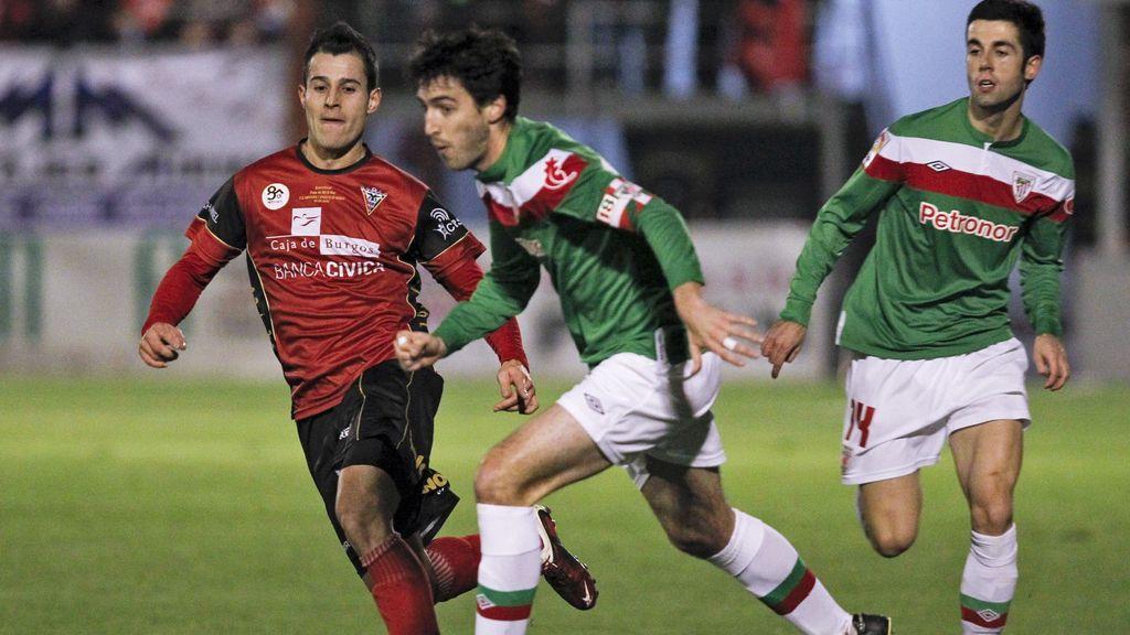 Mirandés Athletic Bilbao