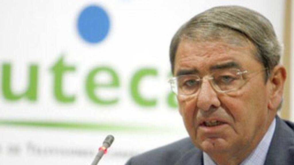 Alejandro Echevarría, presidente de la Unión de Televisiones Comerciales (UTECA).