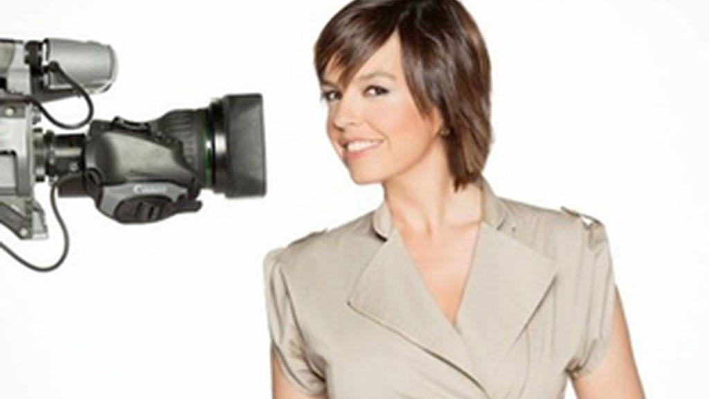 Cristina Villanueva, presentadora de 'Tarde Directo'.