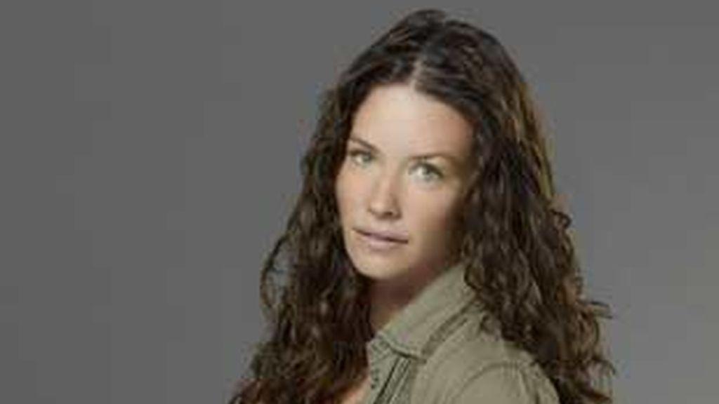 Evangeline Lily, Kate en la serie 'Perdidos'.