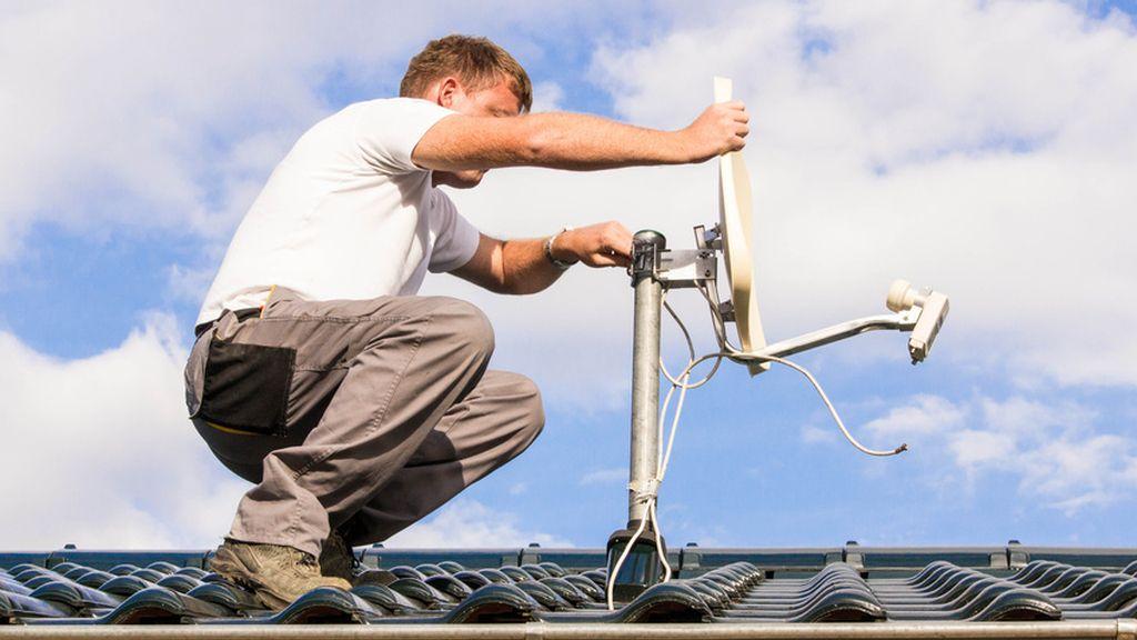 Antenista, TDT, dividendo digital