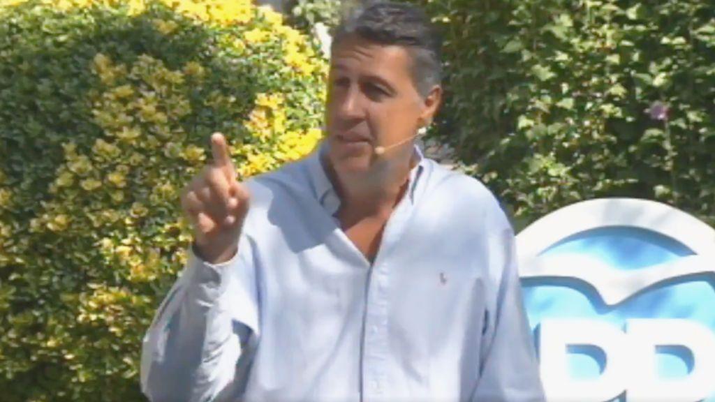"""Albiol (PP) advierte de que se pone en riesgo la """"legitimidad del Estado en Cataluña"""""""
