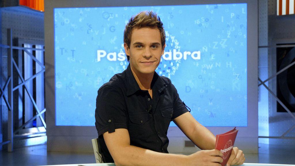 Christian Galvez, presentador de 'Pasapalabra' (Telecinco)