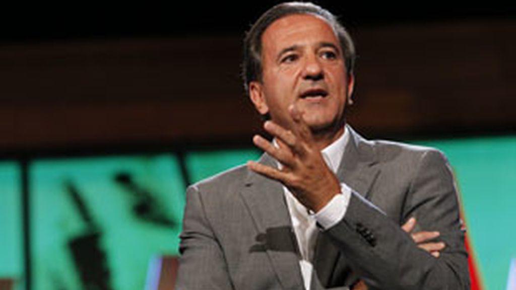 José Miguel Contreras, consejero delegado de La Sexta.
