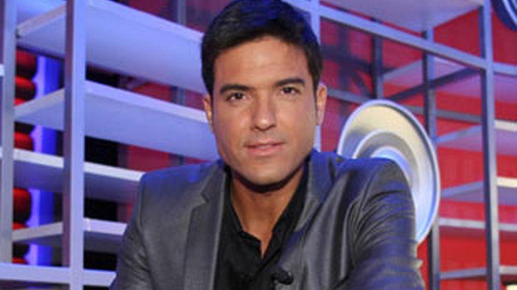 Javier Estrada, presentador de 'Rico al instante'.