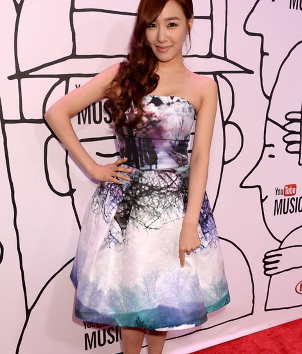 Tiffany de Girls' generation