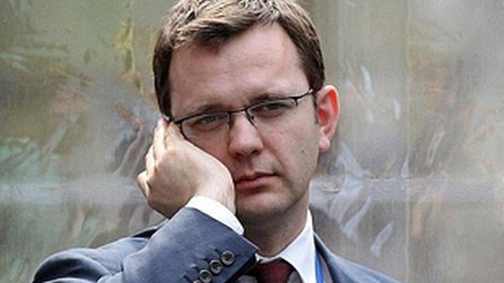 Andy Coulson, ex director de comunicación de Cameron.