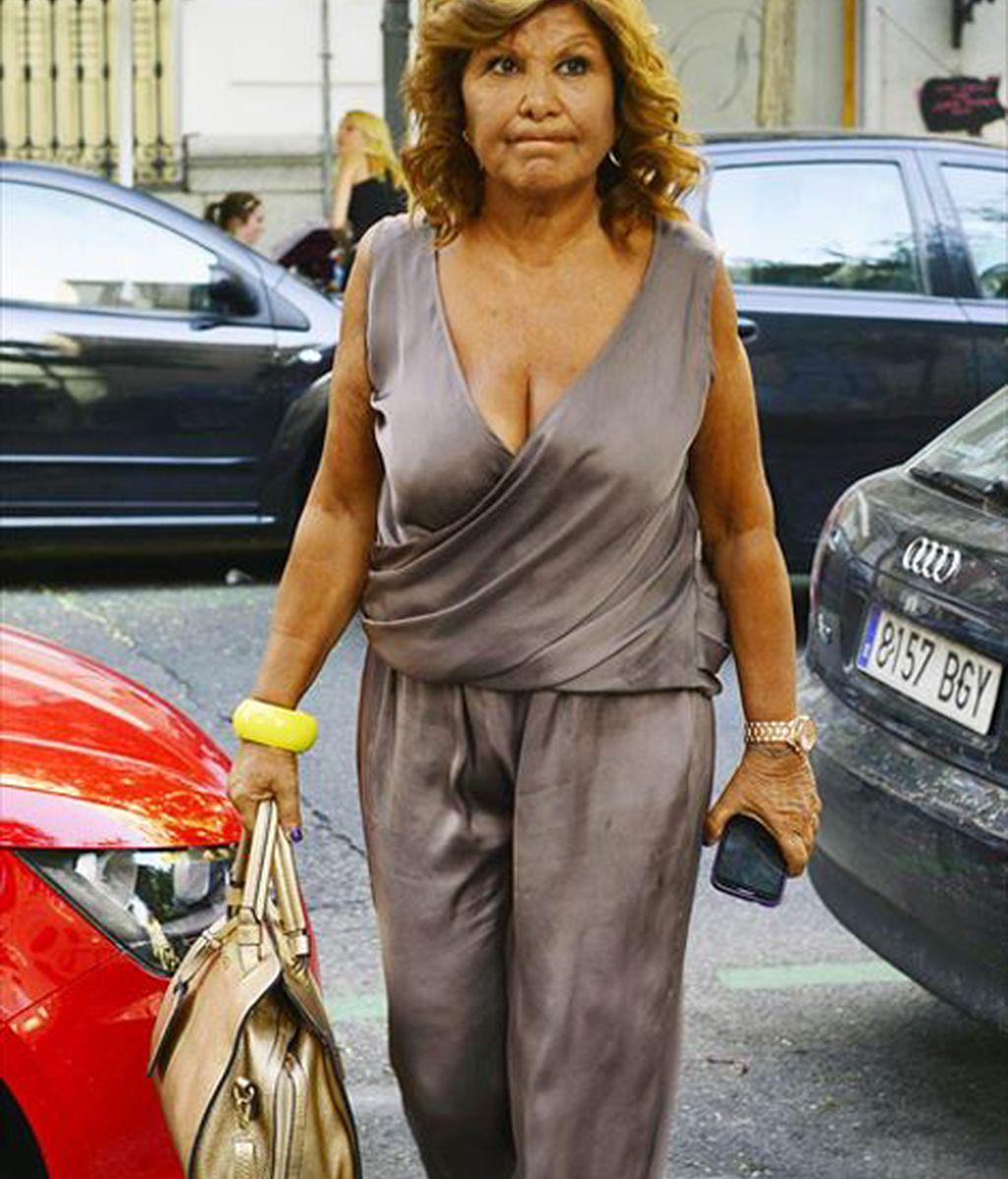 """María Teresa Campos: """"Era de esas compañeras que trabajan bien, y no recuerdas un mal momento"""""""